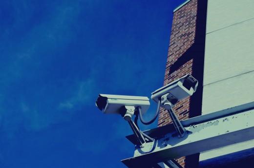 caméra vidéosurveillance