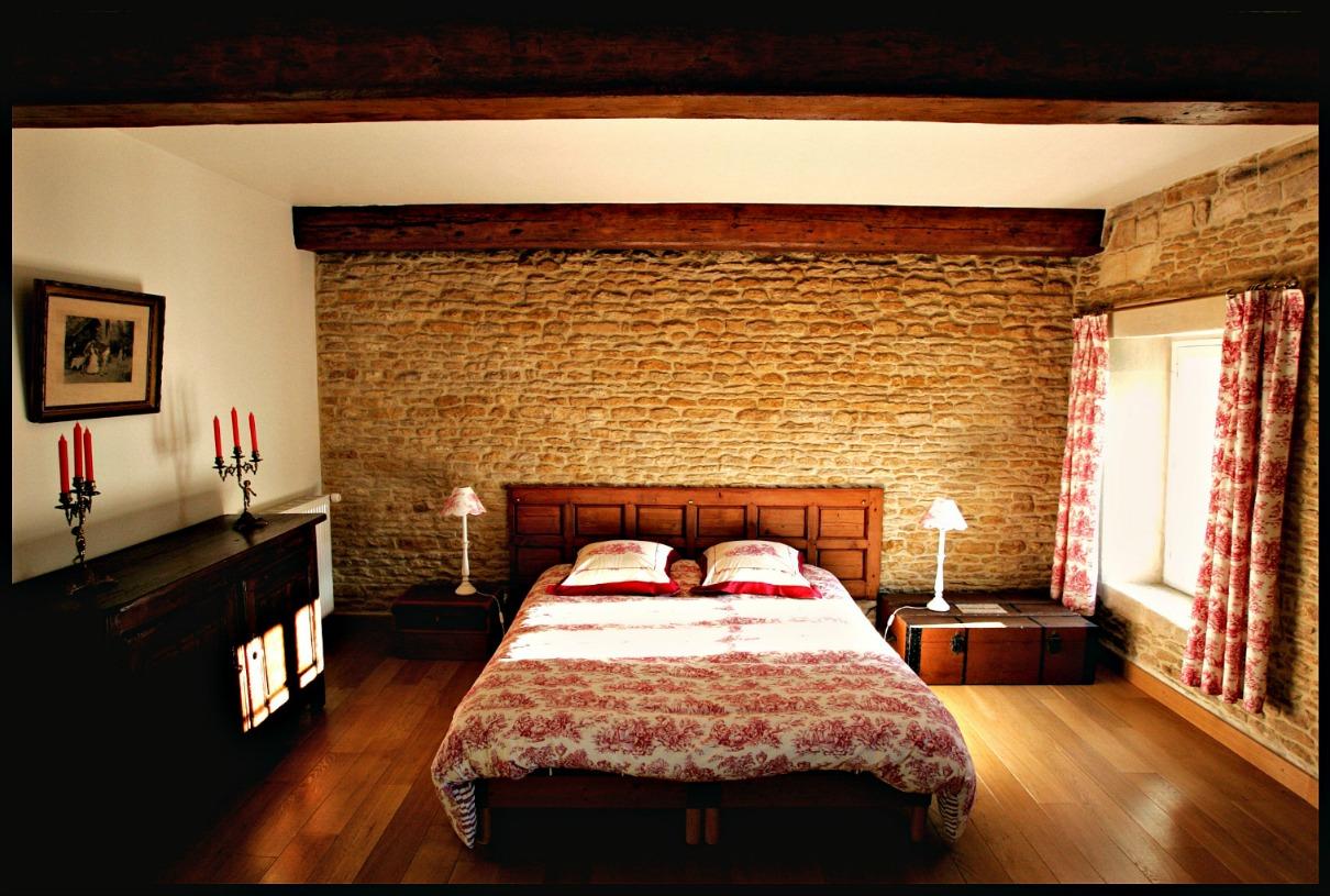 Une chambre d 39 h tes pour votre s jour ni ois en amoureux - Decoration maison minecraft interieur ...